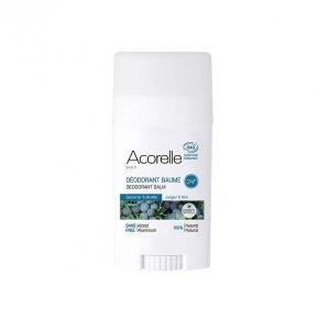 ACORELLE Organiczny dezodorant w sztyfcie Jałowiec i Mięta ECOCERT 40g