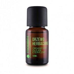 Mohani Organiczny olejek eteryczny z drzewa herbacianego 10ml