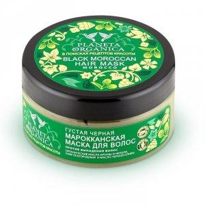 Planeta Organica - Maska do włosów - Marokańska - przeciw wypadaniu