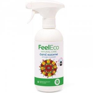 Płyn do czyszczenia kuchni, Feel Eco, 500 ml