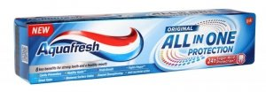Aquafresh All In One Protection Pasta do zębów Original  100ml