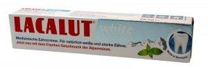 Lacalut Pasta do zębów White Alpenminze  75ml
