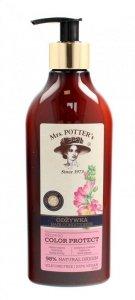 Mrs Potters Triple Flower Odżywka do włosów farbowanych Color Protect  390ml
