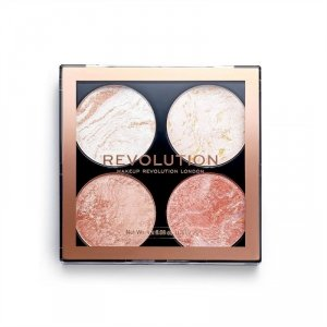 Makeup Revolution zestaw pudrów do konturowania Cheek Kit Taker A Breather, 1 szt.