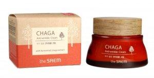 The SAEM Chaga Anti-Wrinkle Krem przeciwzmarszczkowy do twarzy  50ml