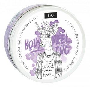 LaQ Body Scrub&Wash Peeling myjący do ciała Lawenda i Wanilia  200ml