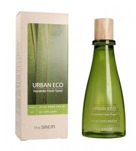 The SAEM Urban Eco Harakeke Fresh Tonik odświeżający do twarzy  180ml
