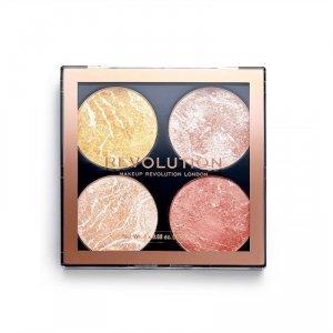 Makeup Revolution Mix bronzera i różu Cheek Kit Make it count, 1 szt.