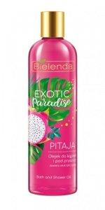 Bielenda Exotic Paradise Olejek do kąpieli i pod prysznic Pitaja  400ml
