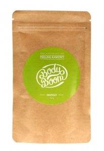 BodyBoom Peeling kawowy do ciała - Mango  100g