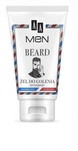 AA Men Beard Żel do precyzyjnego golenia brody 100ml
