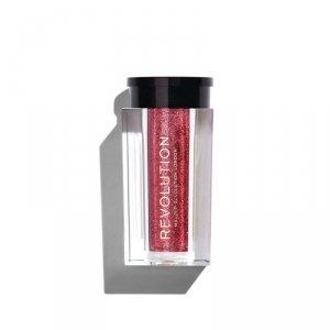 Makeup Revolution Glitter Bomb Brokat do makijażu Hall of Fame 1szt