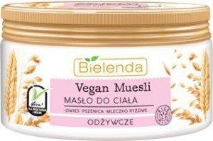 Bielenda Vegan Muesli Masło do ciała odżywcze  250ml