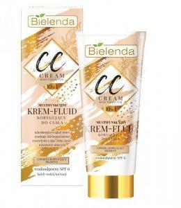 Bielenda CC Body Perfector 10w1 Cream Krem-fluid do ciała korygujący 175ml