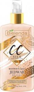 Bielenda CC Body Perfector 10w1 Silk Jedwab do ciała rozświetlający 150ml