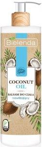 Bielenda Coconut Oil Balsam do ciała nawilżający  400ml