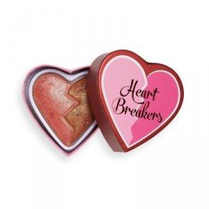 I HEART MAKEUP Heartbreakers Shimmer Blush Powerfu
