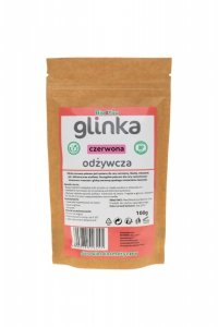 Bio4You Glinka kosmetyczna Czerwona Odżywcza  100g