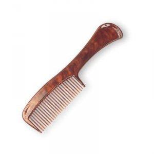 Top Choice Grzebień do włosów Bursztynowy (1345)  1szt