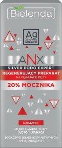 Bielenda ANX Silver Podo Expert Regenerujący Preparat na pękające pięty 50g