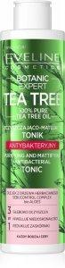 Eveline Botanic Expert Tea Tree Tonik antybakteryjny oczyszczająco-matujący  225ml