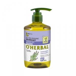 O'Herbal Żel pod prysznic relaksujący Lawenda  750ml