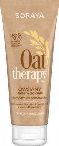 Soraya Oat Therapy Owsiany Balsam do ciała - skóra wrażliwa 200ml