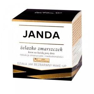 JANDA Żelazko zmarszczek - Krem na każdą porę dnia 50ml