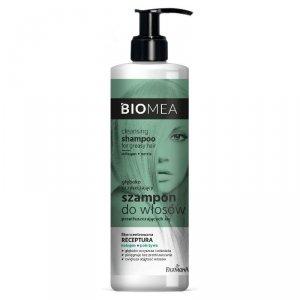 Farmona Biomea Głęboko Oczyszczający Szampon do włosów przetłuszczających się  400ml