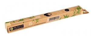 Beauty Formulas Eco Szczoteczka do zębów bambusowa 1szt