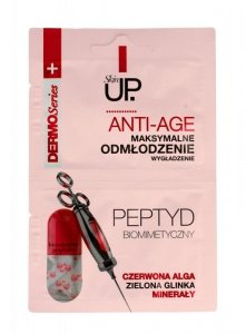 Skin Up Dermo Series Maseczka na twarz Anti-Age 5mlx2