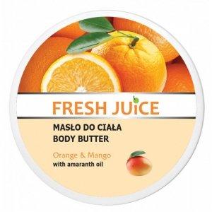Fresh Juice Masło do ciała Orange & Mango  225ml
