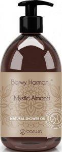 BARWA Harmonii Olejek pod prysznic Mystic Almond 440ml