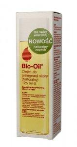 Bio-Oil Naturalny Olejek do pielęgnacji skóry wrażliwej na blizny i rozstępy 125ml