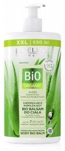 Eveline Bio Organic Balsam do ciała ujędrniająco nawilżający - Aloes  650ml