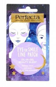 Perfecta Eye Patch Płatki żelowe pod oczy  1szt