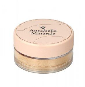 Annabelle Minerals Podkład mineralny rozświetlający Golden Fair  4g -new