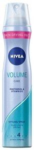 Nivea Hair Care Styling Lakier do włosów Volume Care  250ml