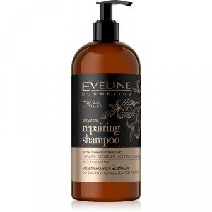 Eveline Organic Gold Regenerujący Szampon do włosów suchych i zniszczonych  500ml