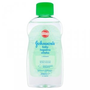 Johnson&Johnson Baby Oliwka dla dzieci z aloesem 200ml