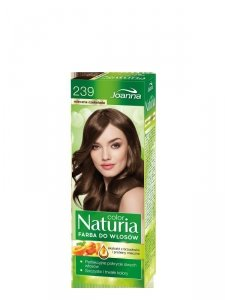 Joanna Naturia Color Farba do włosów nr 239-mleczna czekolada  150g