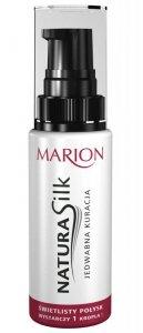Marion Natura Silk Jedwabna kuracja do włosów 50ml