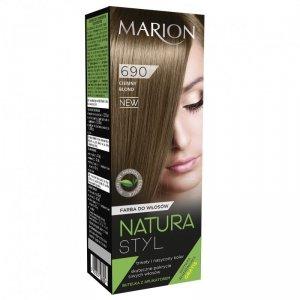 Marion Farba do włosów Natura Styl nr 690 ciemny blond