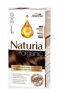 Joanna Naturia Organic Farba nr 340 Herbaciany  1 op.