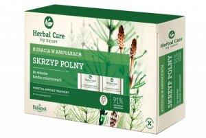 Farmona Herbal Care Skrzyp Polny Kuracja w ampułkach  1op.(5x5ml)