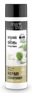 Organic Shop Balsam do włosów regenerujący Księżniczka Maroko