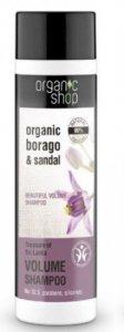Organic Shop Szampon do włosów Eco Skarby Sri Lanki