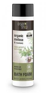 Organic Shop Płyn do kąpieli Zioła Prowansji BDIH 500ml