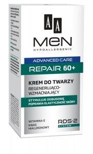 AA Men Adventure Care Krem do twarzy Repair 60+ 50ml