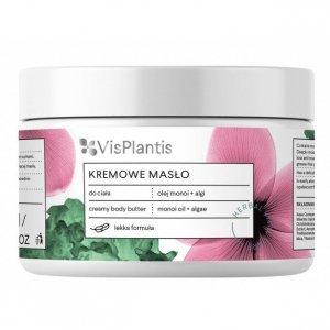 Vis Plantis Herbal Vital Care Kremowe masło do ciała Olejek Monoi-Algi  250ml